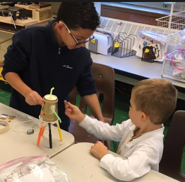 Innovation and Hands-On Learning at All Saints Catholic School Thumbnail Image