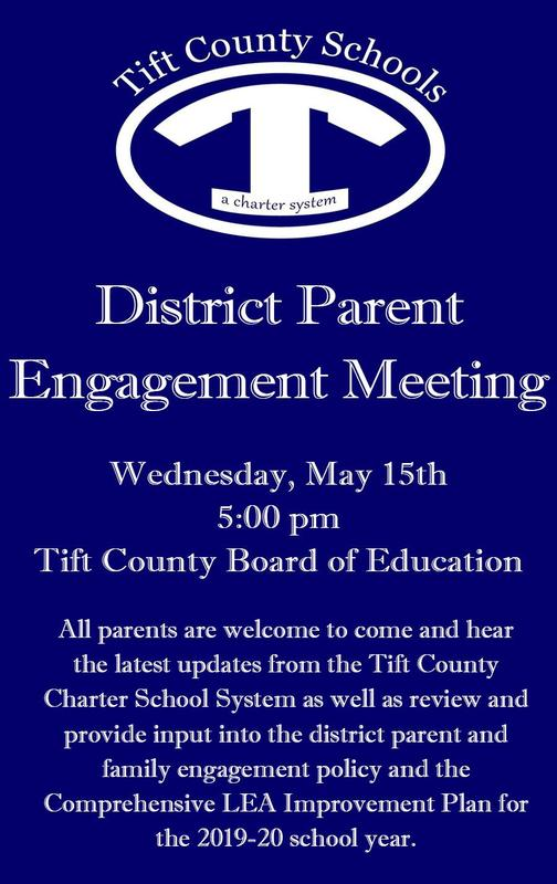 State of the District Meeting Featured Photo