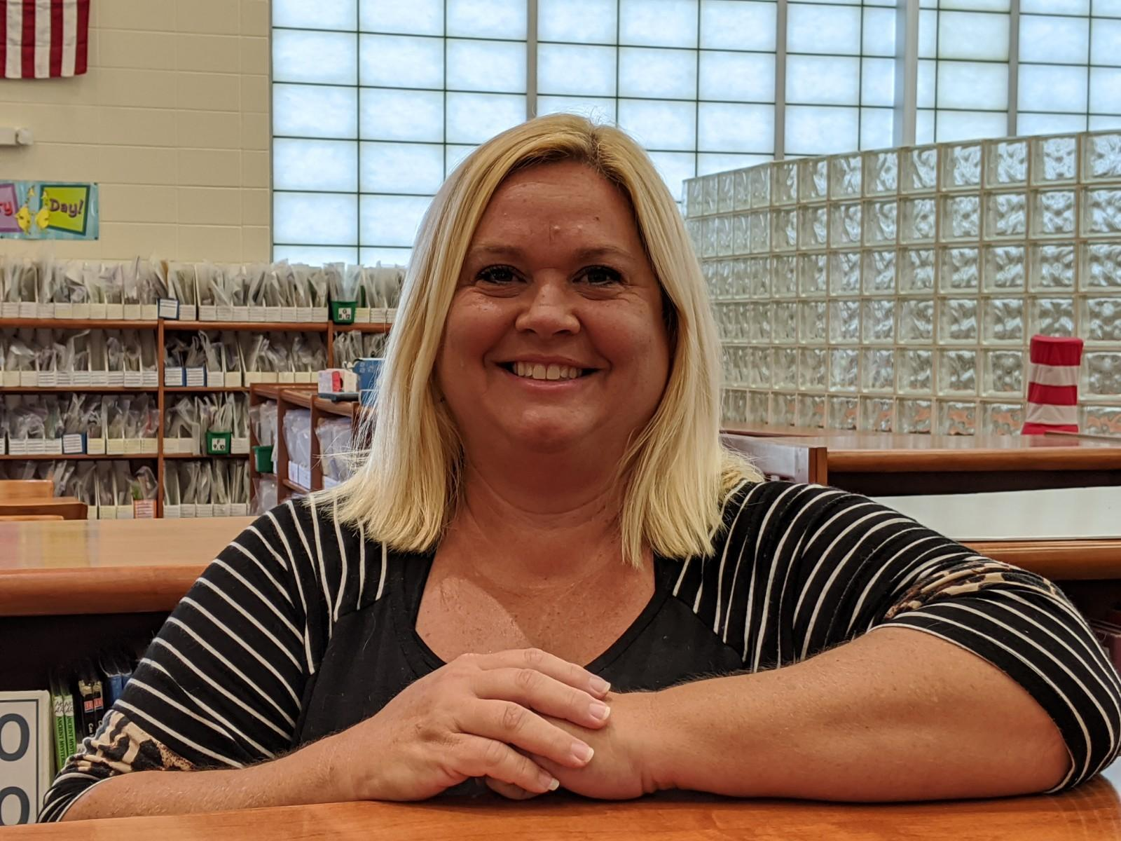 Mrs. Stalvey - Pre-K PEC
