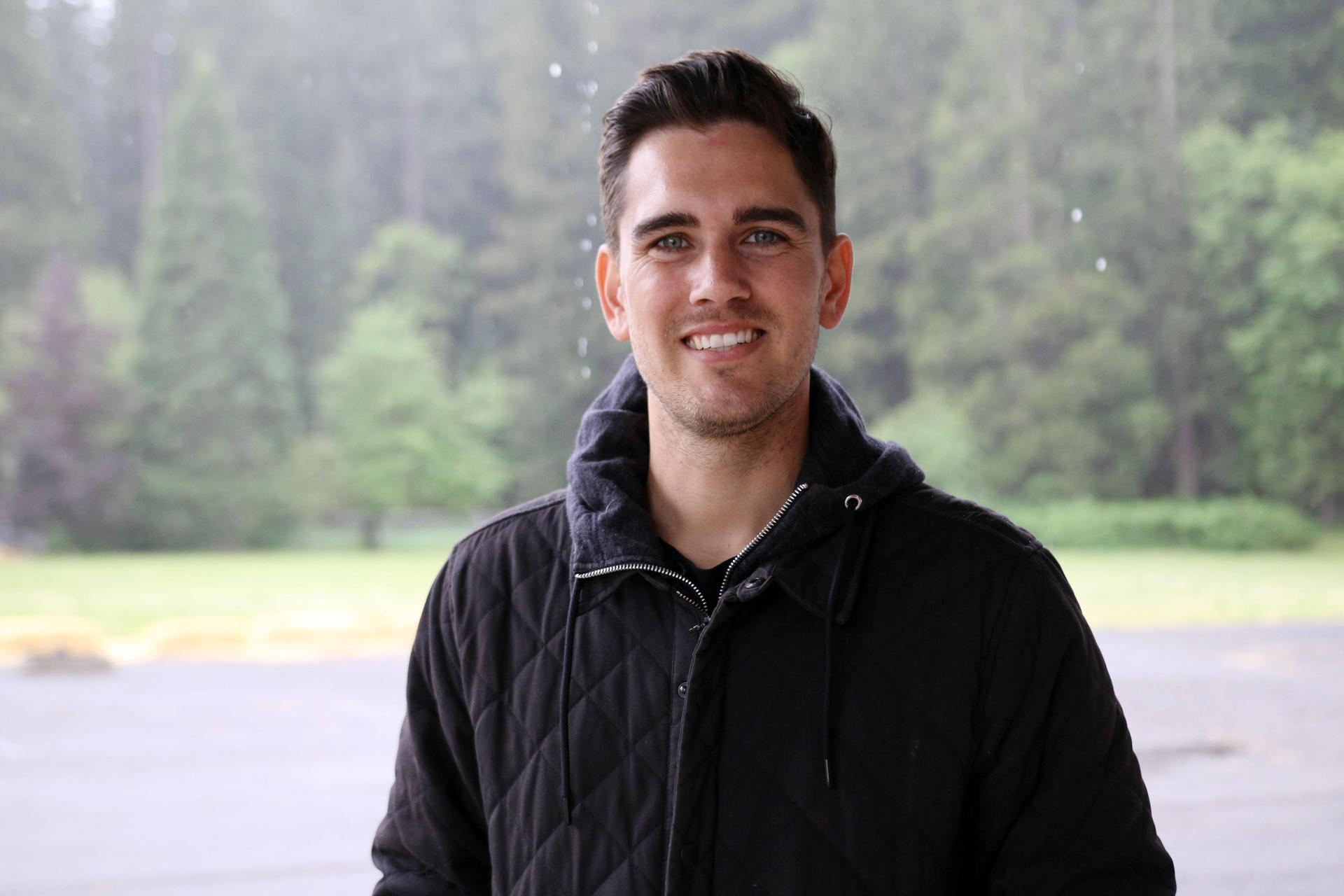 Photo of Blaze Russo Camp Director