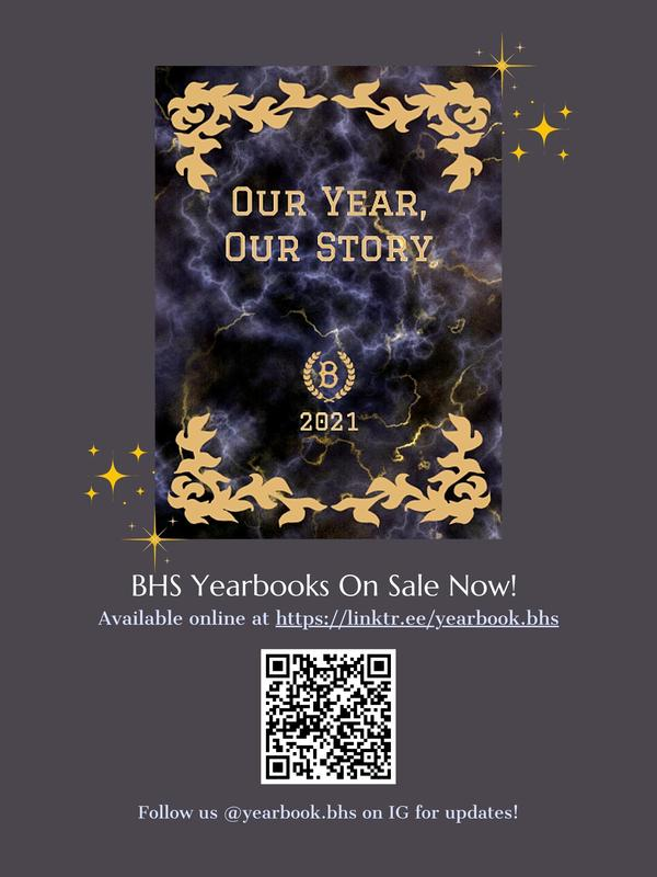 Yearbook now available for purchase! Click here!