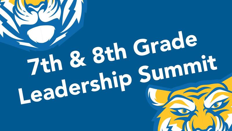 7th & 8th Grade Leadership Summit Thumbnail Image