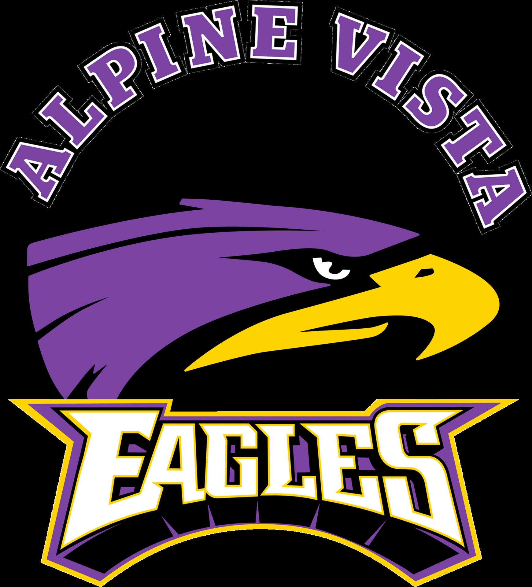 Alpine Vista Eagle Logo