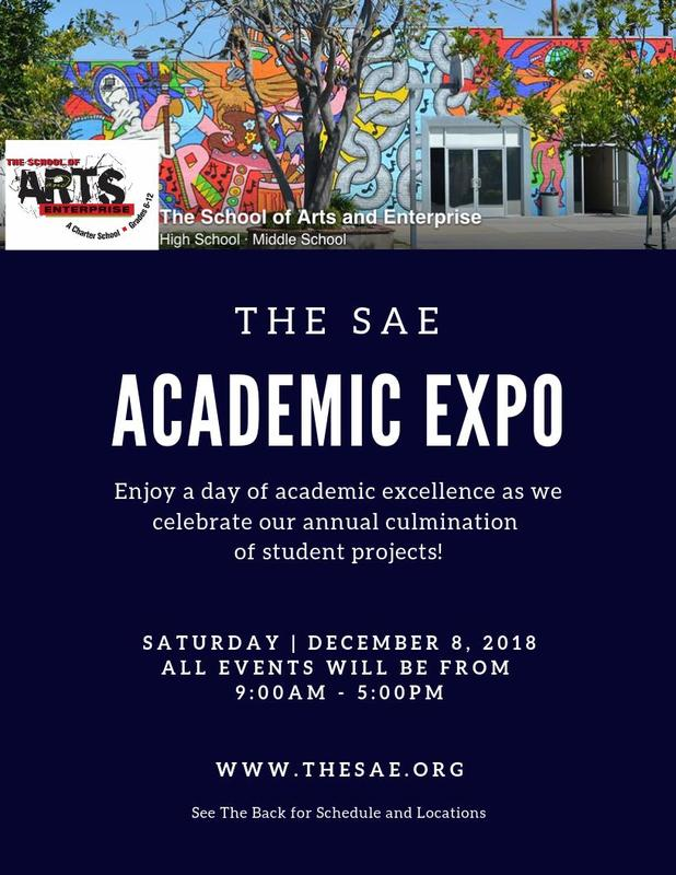 The SAE Academic Expo Featured Photo