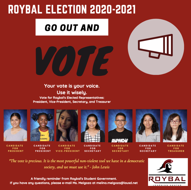 Student Government Elections Thumbnail Image