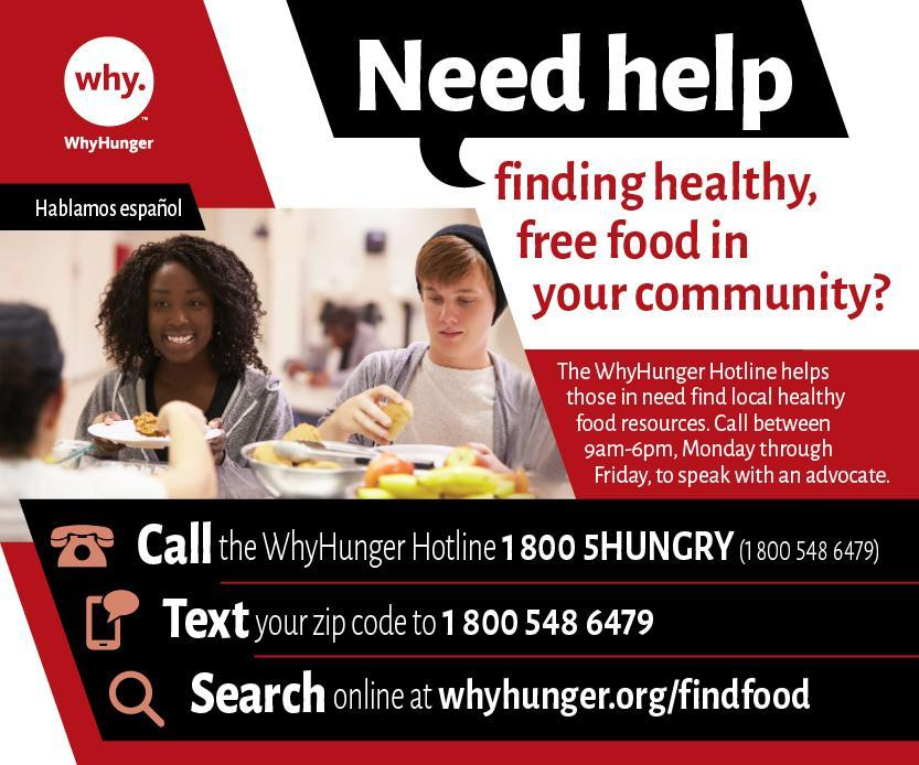 Why Hunger?