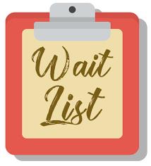 Wait List picture