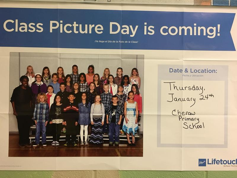 Class Pictures - Thursday, January 24th Featured Photo