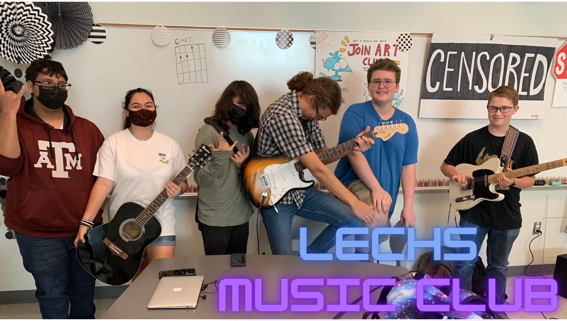 LECHS - Music Club