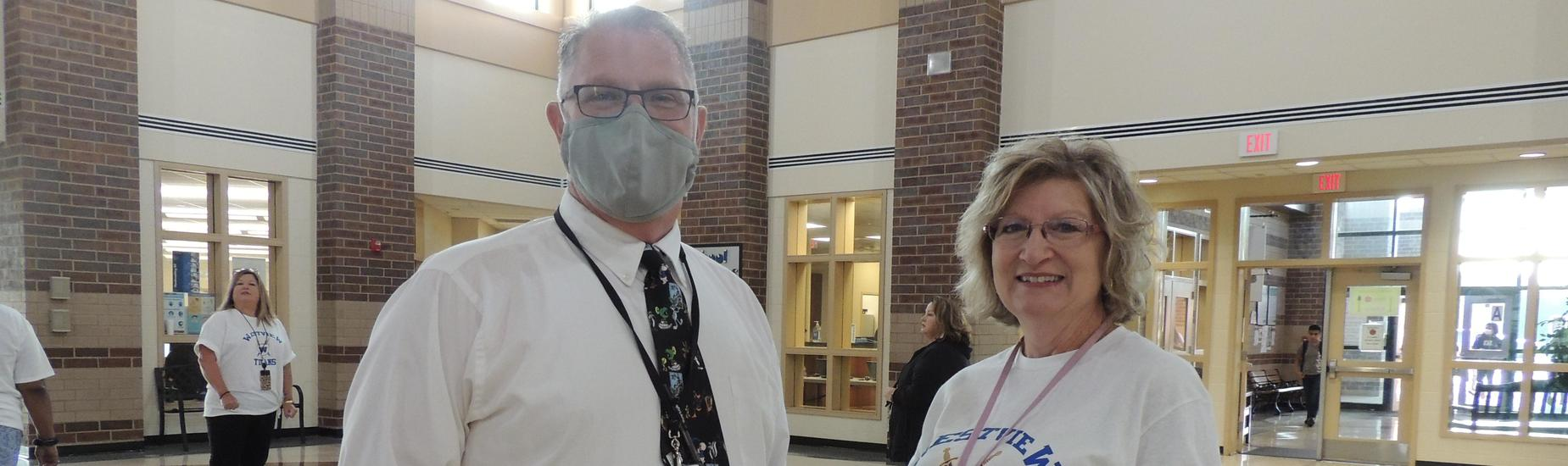 Mr. Fortman and Ms. Beggs