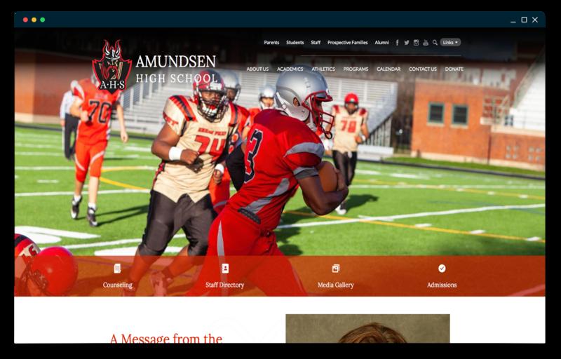 Amundsen HS