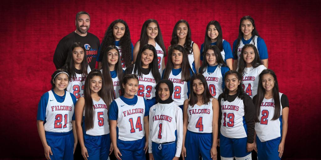 Girls A Team Basketball