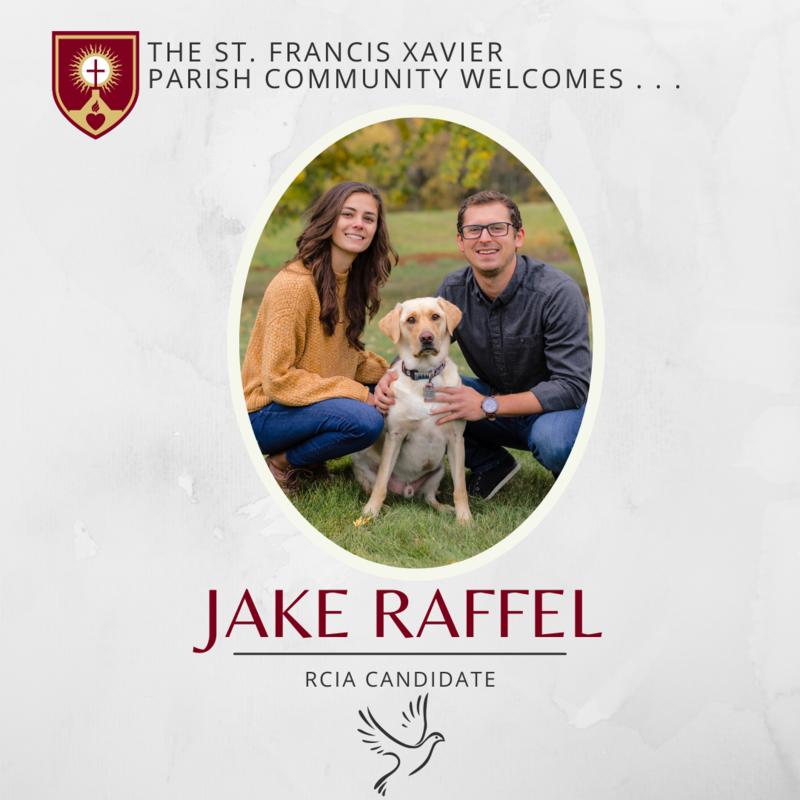 Meet RCIA Candidate, Jake! Thumbnail Image