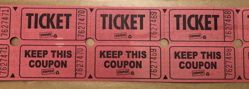 Harvest Festival Raffle Ticket Sales End Soon Thumbnail Image