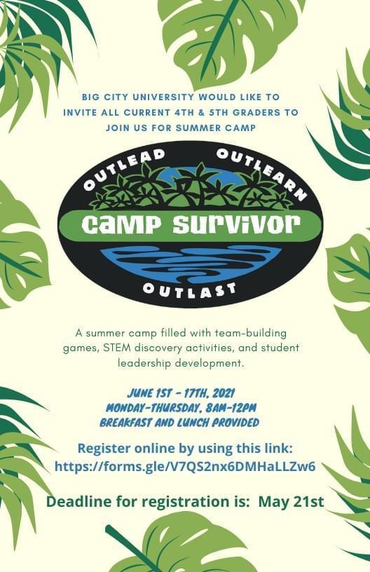 Summer Camp BCS