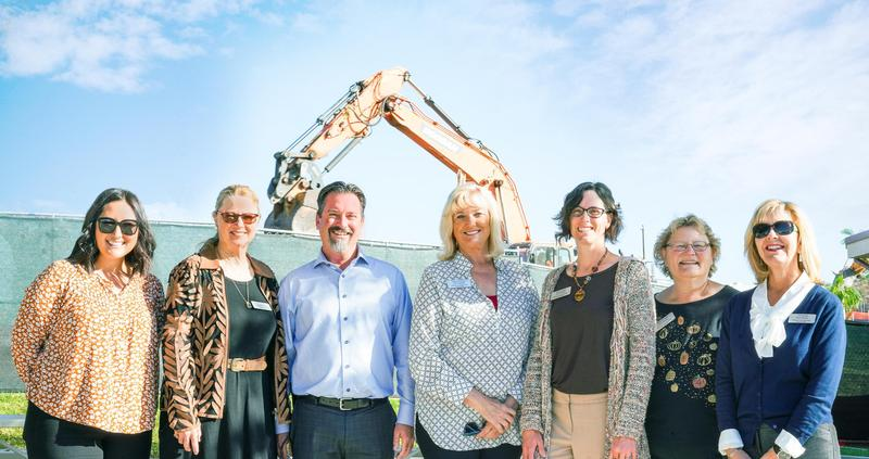 FUESD Governing Board Visits New Mary Fay School Construction Featured Photo