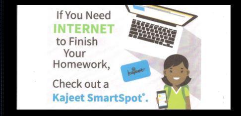Kajeet SmartSpot Flyer