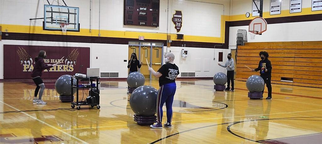 James Hart physical education