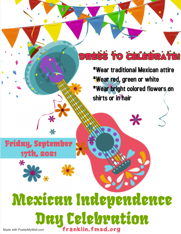 Mexican Independence Day Celebration Thumbnail Image