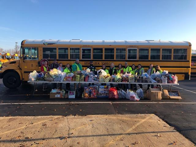 2nd Annual Stuff the Bus