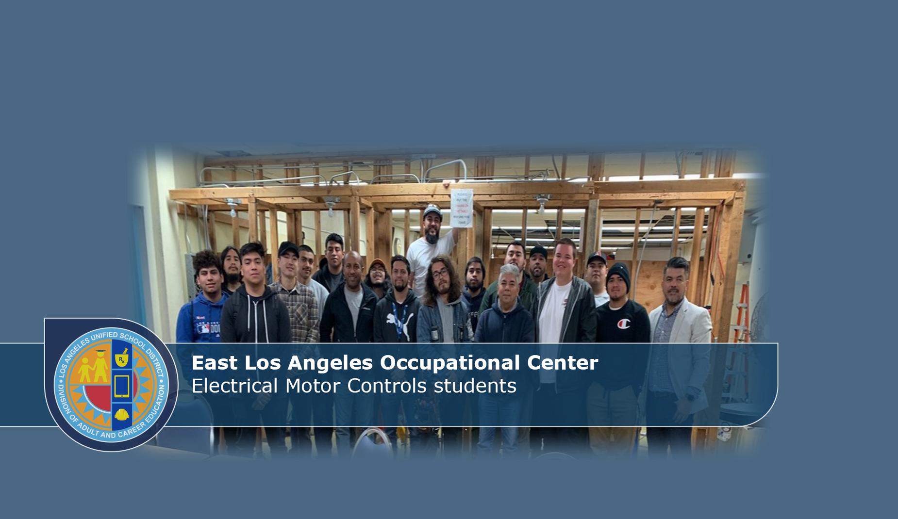 ELAOC Electrcal Motor Control Students