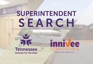TSD & Innivee Superintendent Search Logo