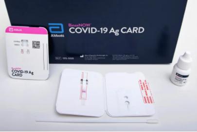 binax covid-19 test kits