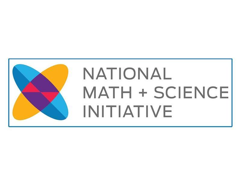 National Math & Science Initiative Logo
