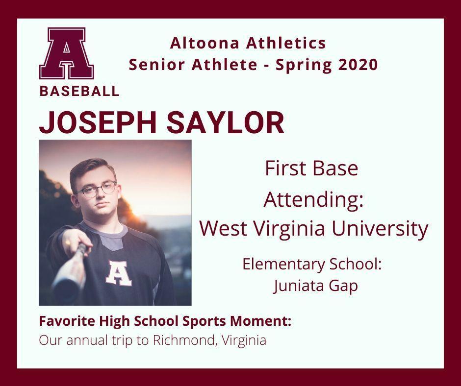 Joseph Saylor