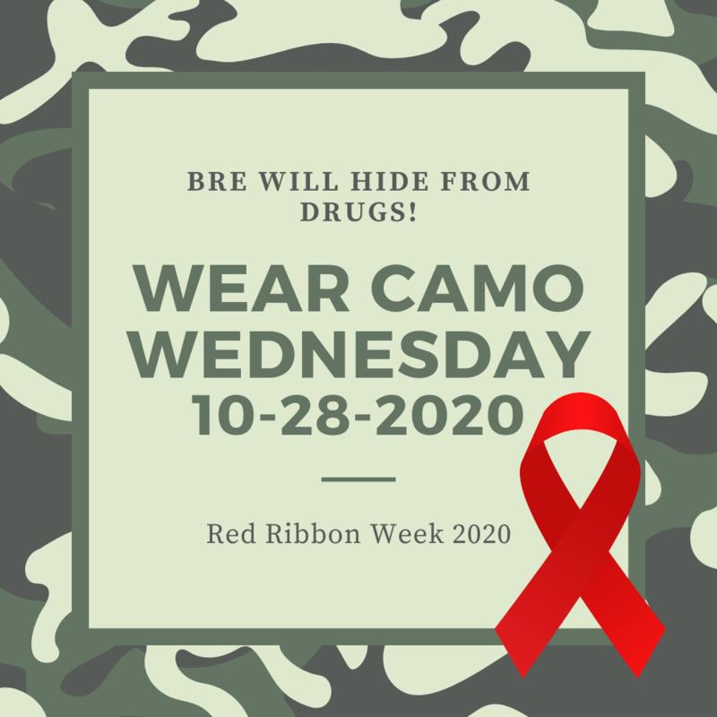 Wear Camo Wednesday