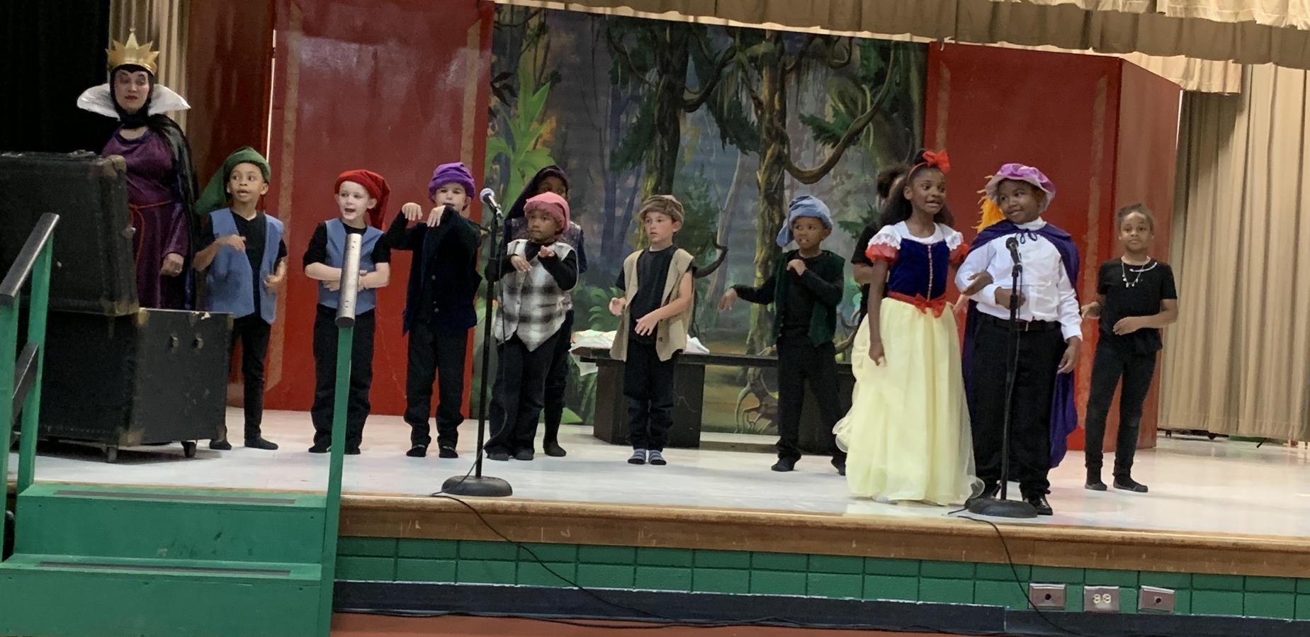 Snow White Performance