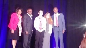 Dr. Carson Scholar Winner - Riley R.
