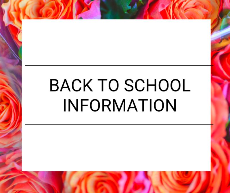 Students return Monday, Aug. 19! Thumbnail Image