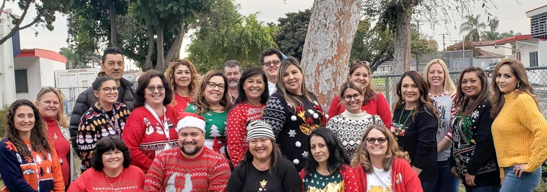 Happy Holidays from Rivera Elementary