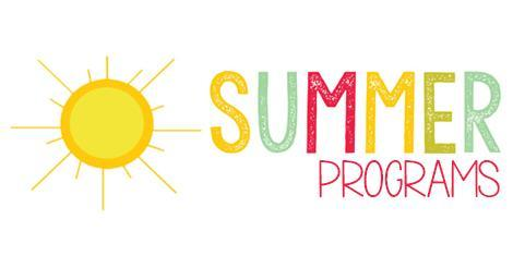 Summer Programs Featured Photo