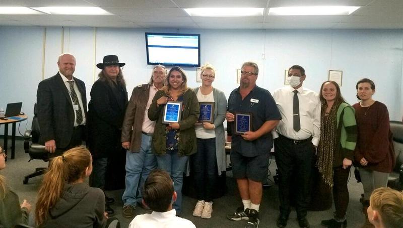 Kindergarten teacher, bus mechanic named Employees of the Month Featured Photo