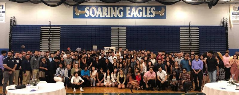 Class of 2019 Athletic Awards Winners