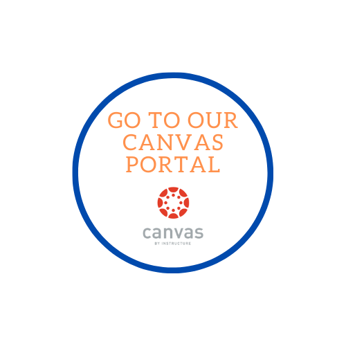 canvas portal button