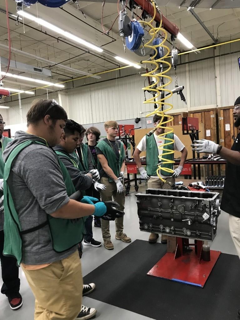 Cummins Manufacturing Day Oct. 11, 2017