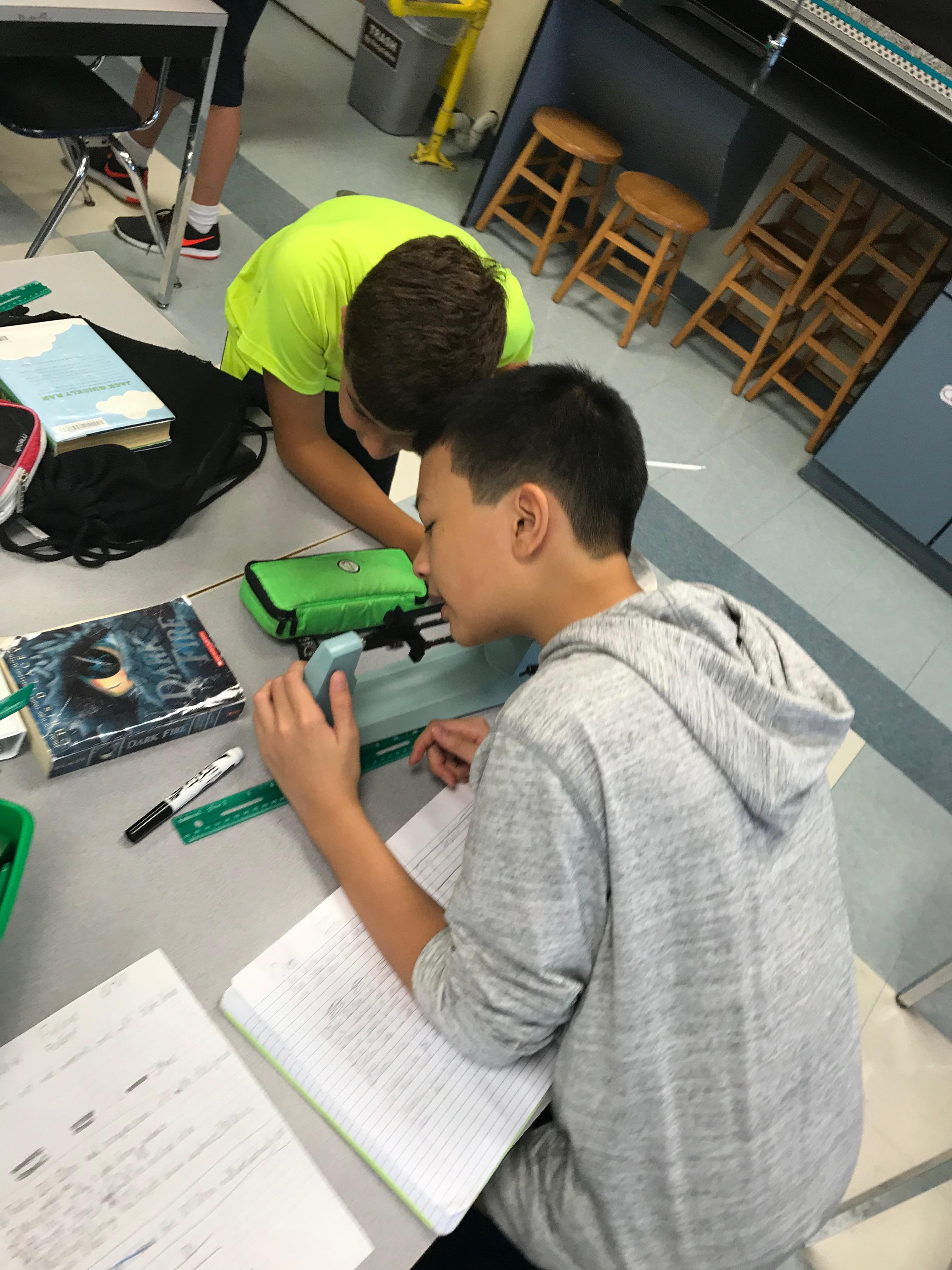 Determining the Lab Tools