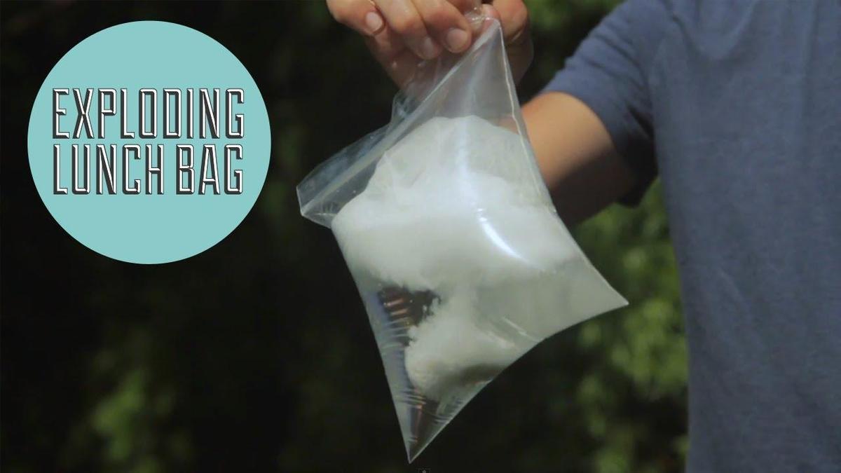 Exploding Bag