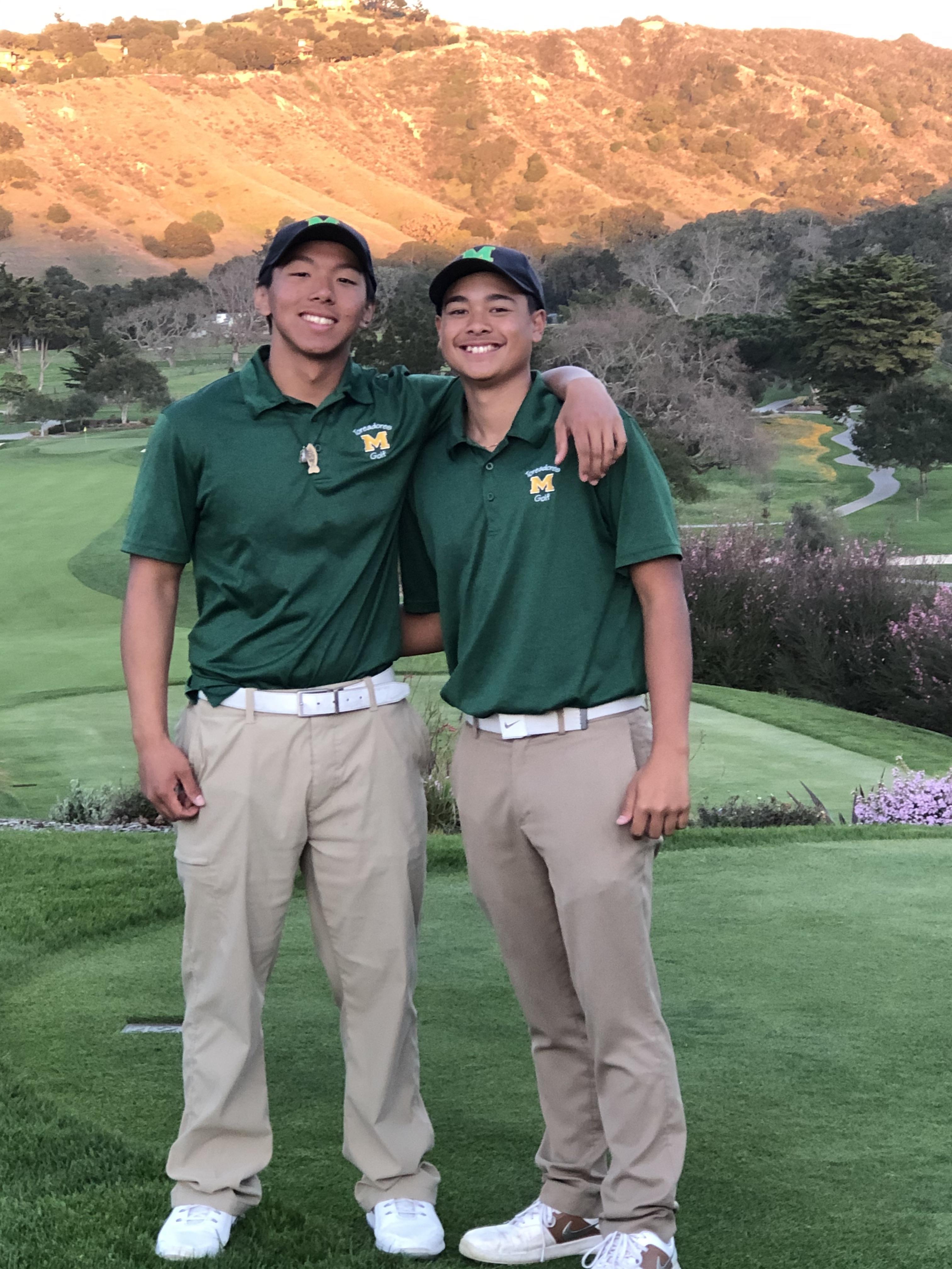 Golf Photo (2 players)