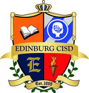 Edinburg CISD logo
