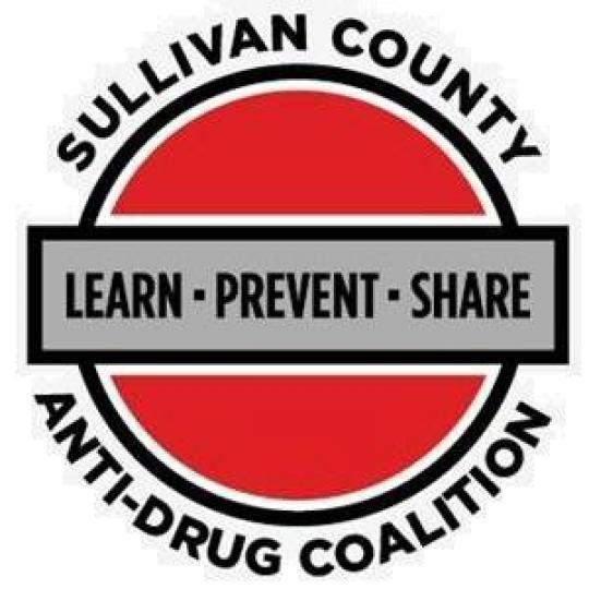 Sullivan County Anti-Drug Coalition logo
