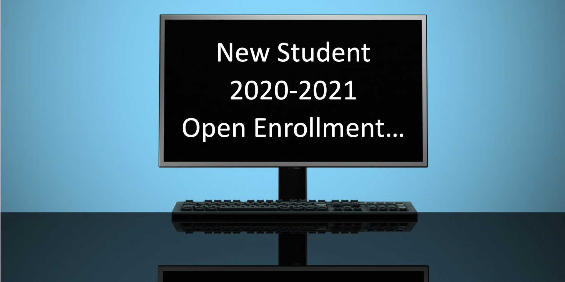 New student 2020-2021