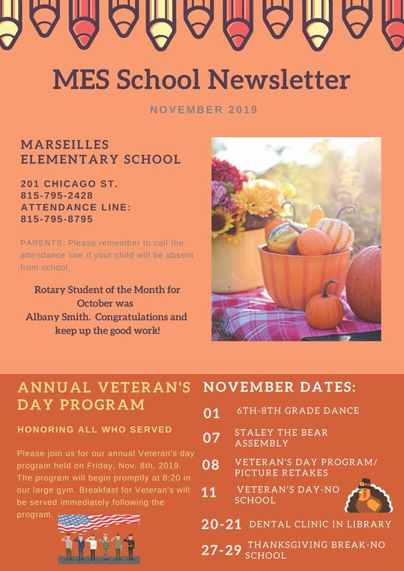 2019 November Newsletter Featured Photo