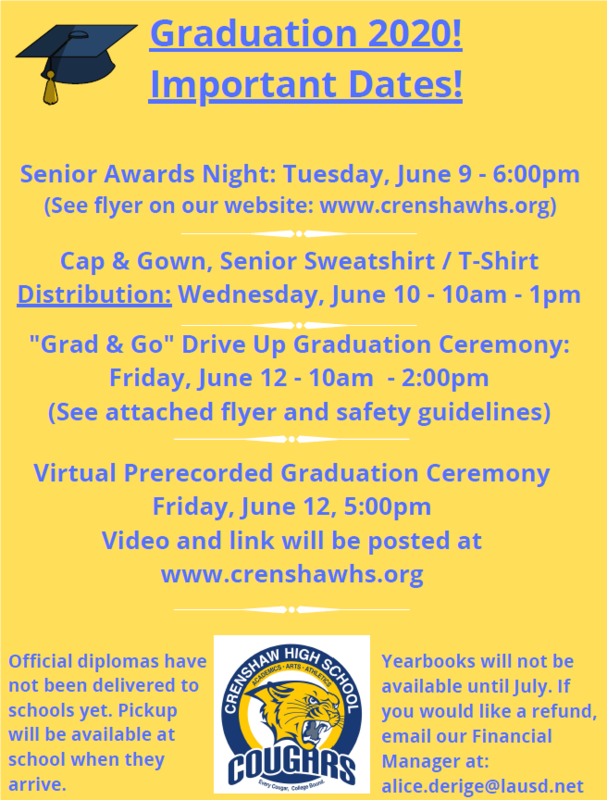Graduation 2020! Important Dates! 6.9.20.png