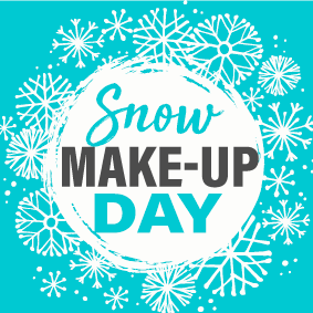 Snow Make-up Day Memo Thumbnail Image