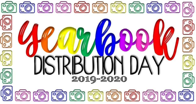 VHS Yearbook Distribution