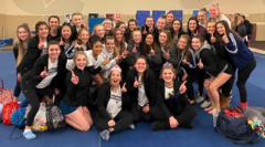Greater Spokane League Gymnastics Champions!